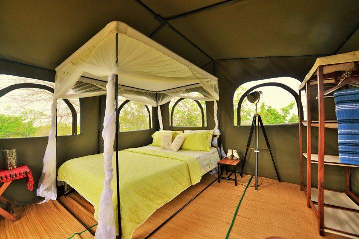 bush rover bedroom