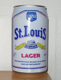 St Louis Lager - Botswana