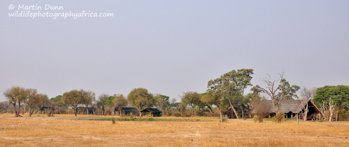 Bomani Tented Lodge - Hwange NP