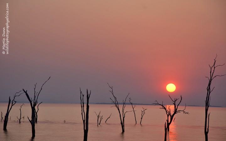 Sunset - Lake Kariba