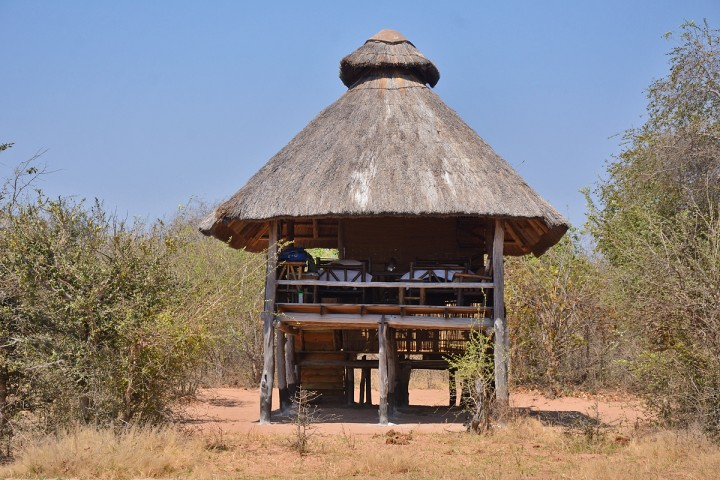 Guest room at Rhino Safari Camp