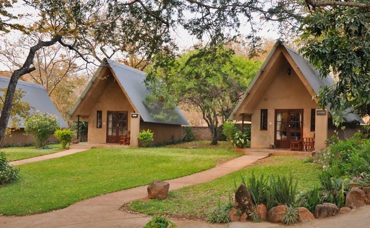 Ursula Camp - Victoria Falls