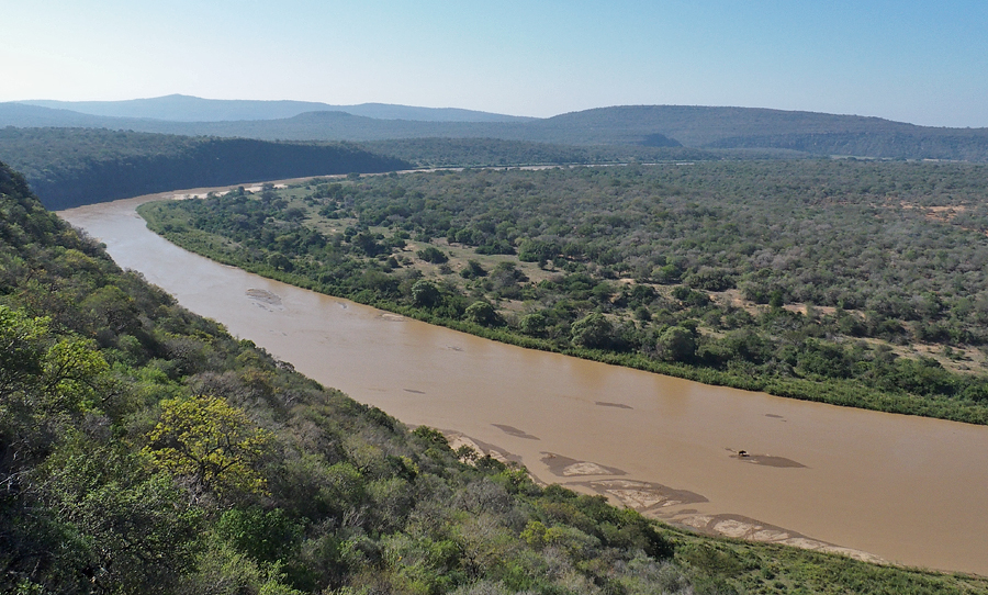 The White Umfolozi River
