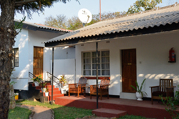 Chanters Lodge - Guest rooms