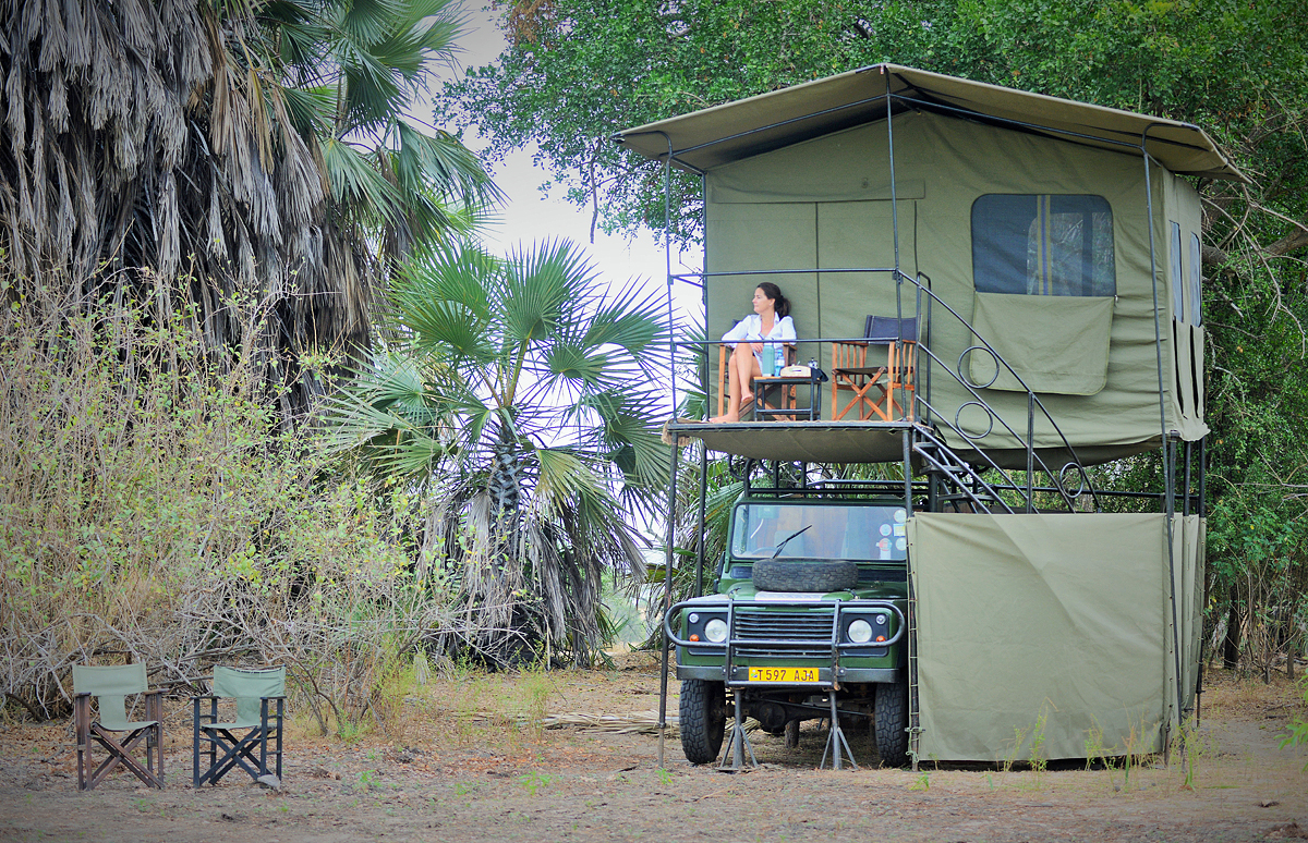 Bush Rover suite