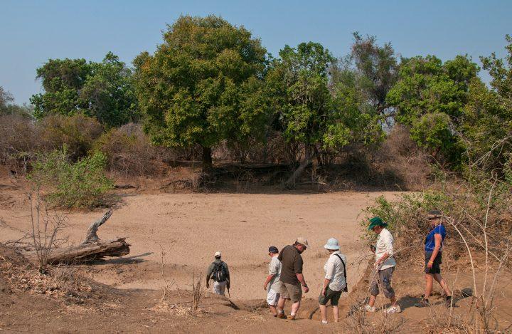 game walk at Kanga Pan