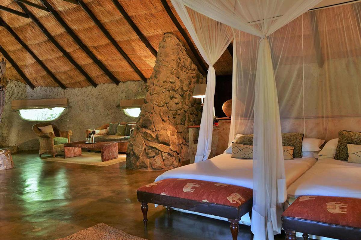 Guest room - Matobo NP