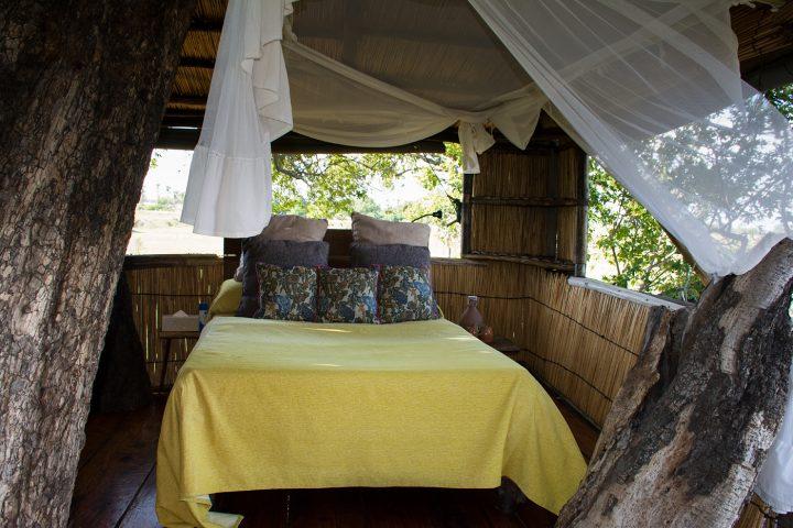 Treehouse, Delta camp, Okavango Delta