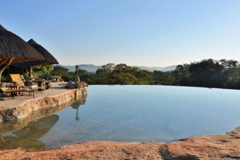 Amalinda Lodge, swimming pool