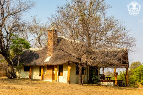 Kafue River Lodge, Guest chalet