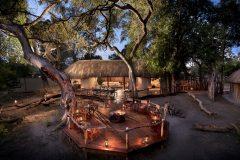 Khwai bush camp, Botswana