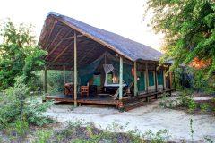 Superior Guest Tent, Haina Kalahari Lodge