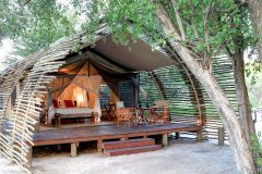 Luxury Guest Tent, Haina Kalahari Lodge
