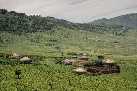 Maasai Boma, Ngorongoro