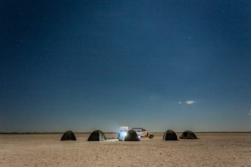 Botswana Adventurer Camp